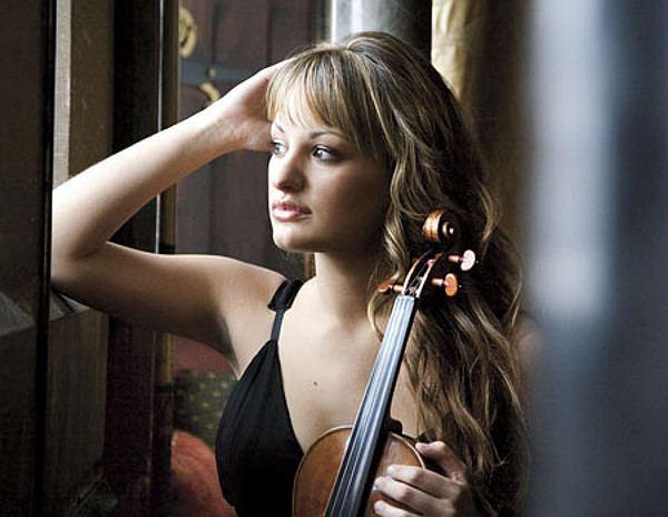 Nicola Benedetti Spotlight on a Modern Violin Great Nicola Benedetti