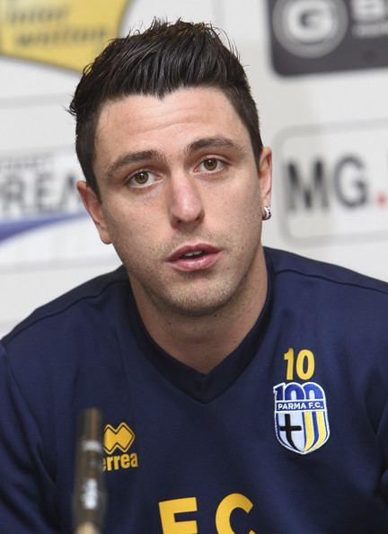 Nicola Pozzi Nicola Pozzi Pictures Parma FC Unveils New Signings Zimbio