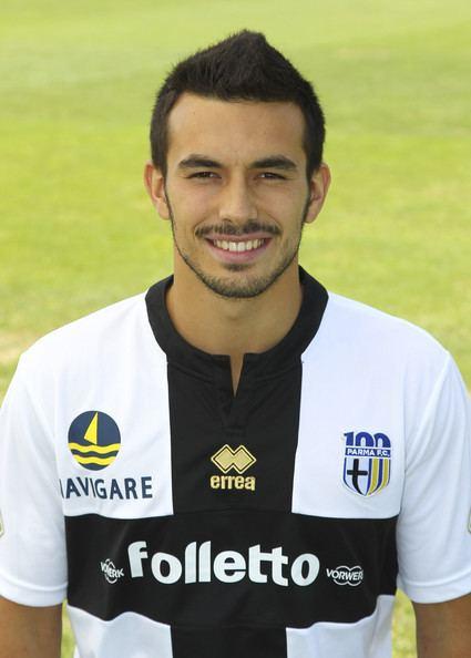 Nicola Sansone Nicola Sansone Pictures FC Parma Official Headshots Zimbio