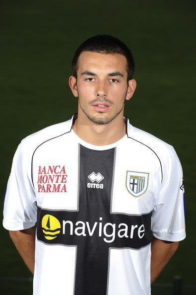 Nicola Sansone Nicola Sansone Photos Parma FC Official Headshots Zimbio