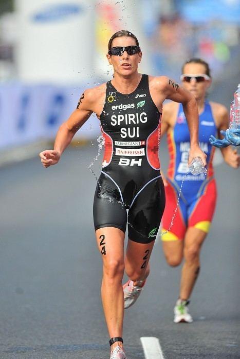 Nicola Spirig Triathlonorg