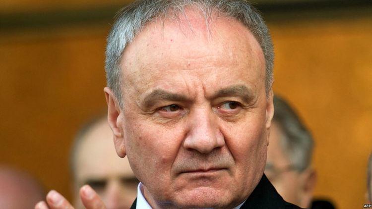 Nicolae Timofti Profile Who Is Moldova39s New PresidentElect