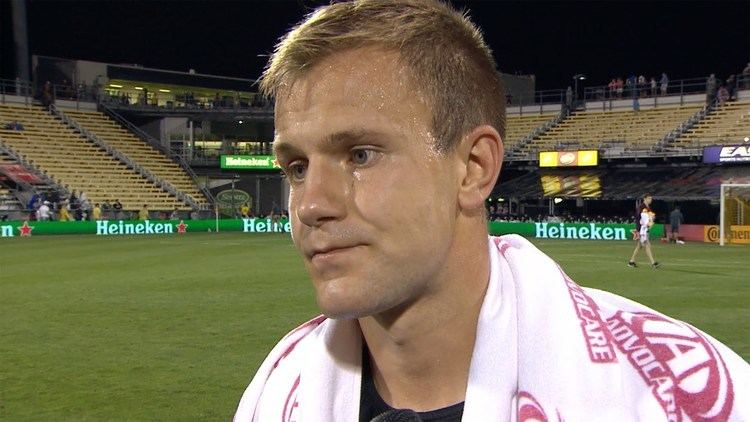 Nicolai Næss Nicolai Naess PostMatch Interview CLBvVAN YouTube