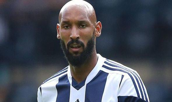 Nicolas Anelka Nicolas Anelka in line to play for West Brom ahead of FA