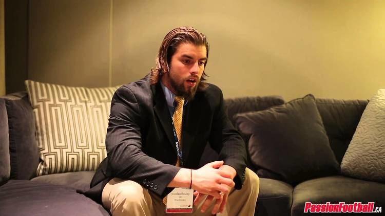 Nicolas Boulay Entrevue de Nicolas Boulay SECLBSherbrooke avec les