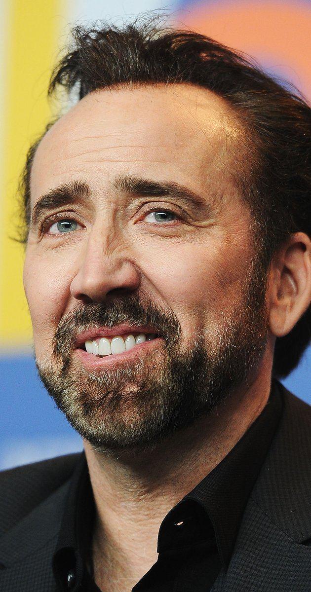 Nicolas Cage Nicolas Cage IMDb