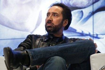 Nicolas Cage Nicolas Cage Movie 211 Will Start Production Again After Actor
