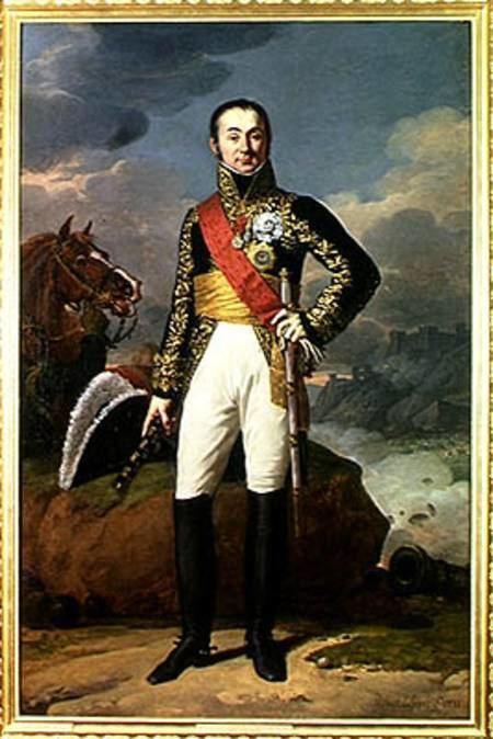 Nicolas Oudinot NicolasCharles Oudinot 17671847 Duke Robert Lefevre