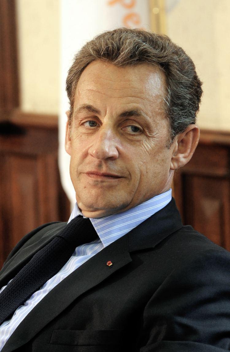 Nicolas Sarkozy French presidential election 2012 Wikipedia the free
