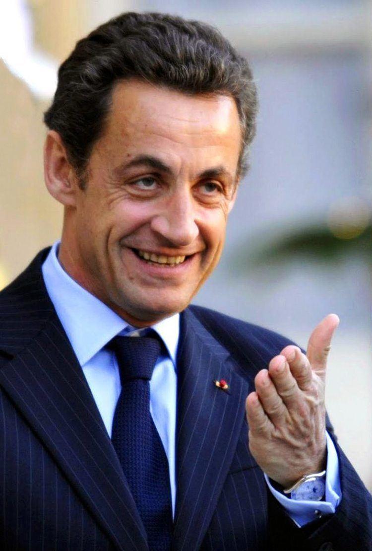 Nicolas Sarkozy Nicolas Sarkozy George Hahn