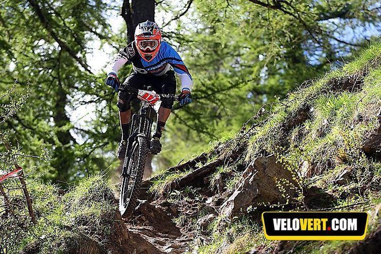 Nicolas Vouilloz Infos VTT Nicolas Vouilloz gagne le Enduro World Series