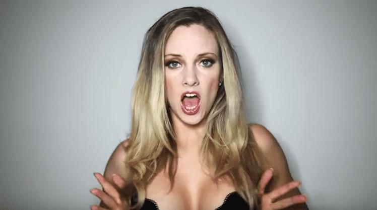 Nicole Arbour Nicole Arbour slates Instagram models in Youtube video