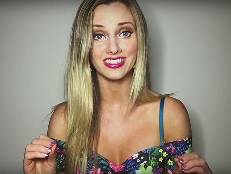 Nicole Arbour Nicole Arbour Fired from Movie FatShaming Video Backlash