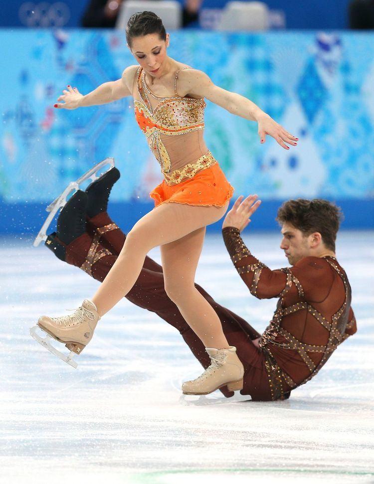Nicole Della Monica nicoledellamonicasochi2014winterolympics1jpg