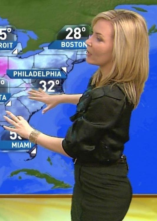 Nicole Mitchell (meteorologist) Nicole Mitchell Weather WeatherBabesorg