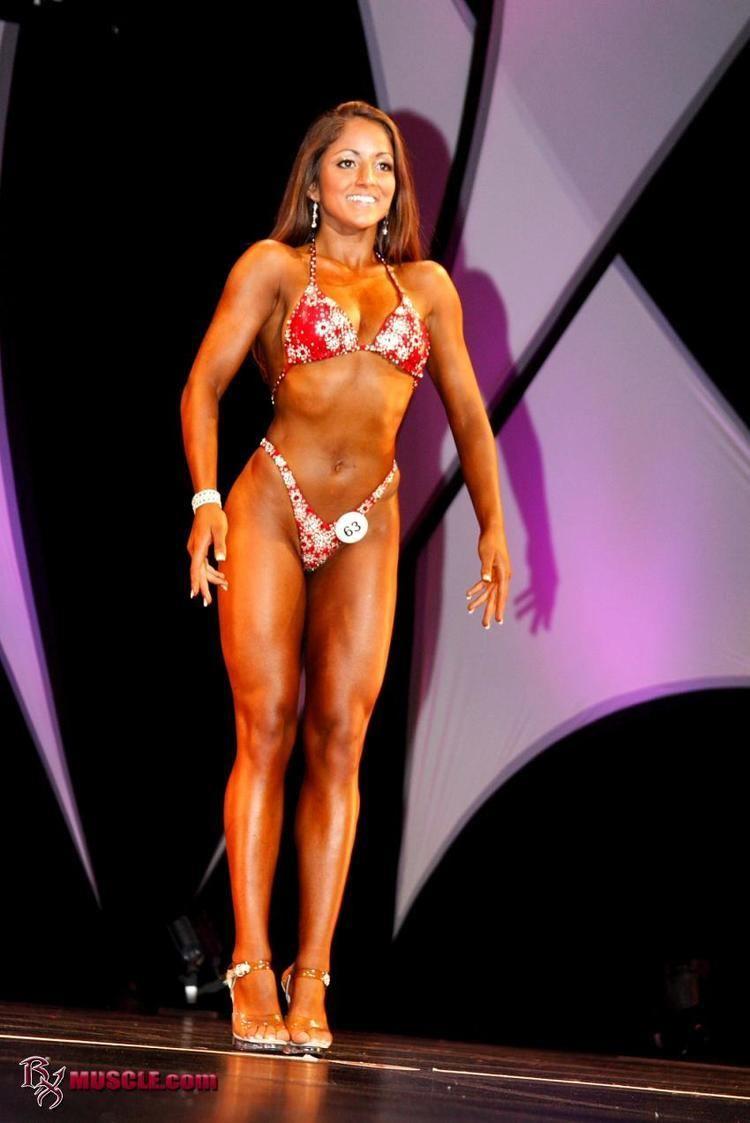 Nicole Nagrani Rx Muscle Contest Gallery
