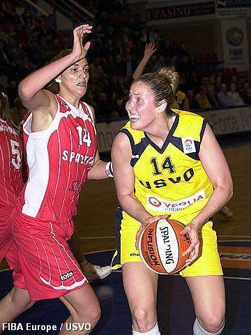 Nicole Ohlde EuroLeague Women Ligue Fminine de BasketBall clubs win