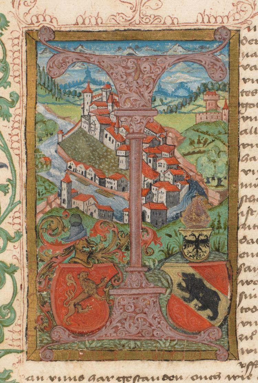 Nidau in the past, History of Nidau