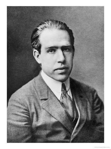 Niels Bohr Niels Bohr circa 1922 Giclee Print at AllPosterscom
