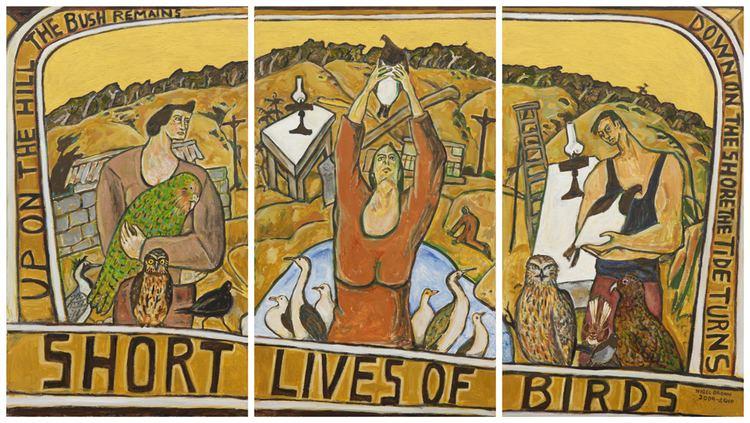 Nigel Brown Nigel Brown ONZM Artis Gallery