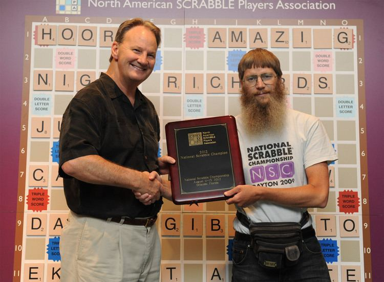 Nigel Richards (Scrabble player) What Makes Nigel Richards The Best Scrabble Player On