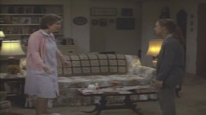 night, Mother (film) movie scenes