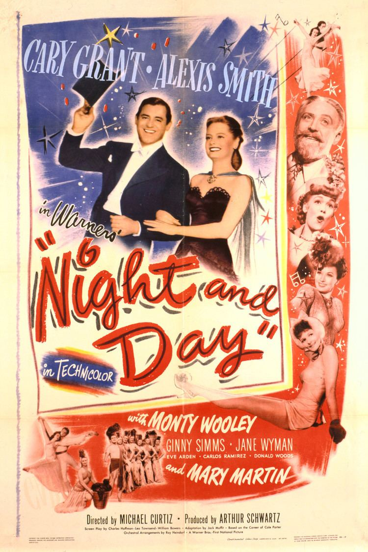 Night and Day (1946 film) wwwgstaticcomtvthumbmovieposters3999p3999p