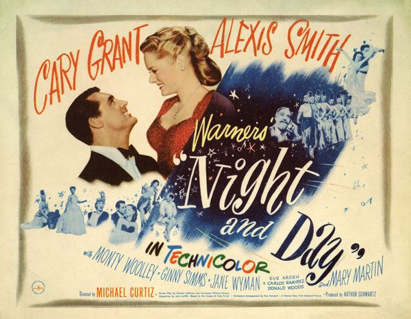 Night and Day (1946 film) Night and Day 1946 The Hollywood Revue