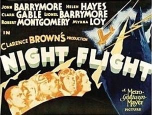 Night Flight (1933 film) Classic Movie Ramblings Night Flight 1933