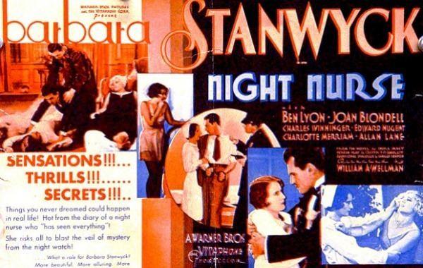 Night Nurse (1931 film) Night Nurse 1931
