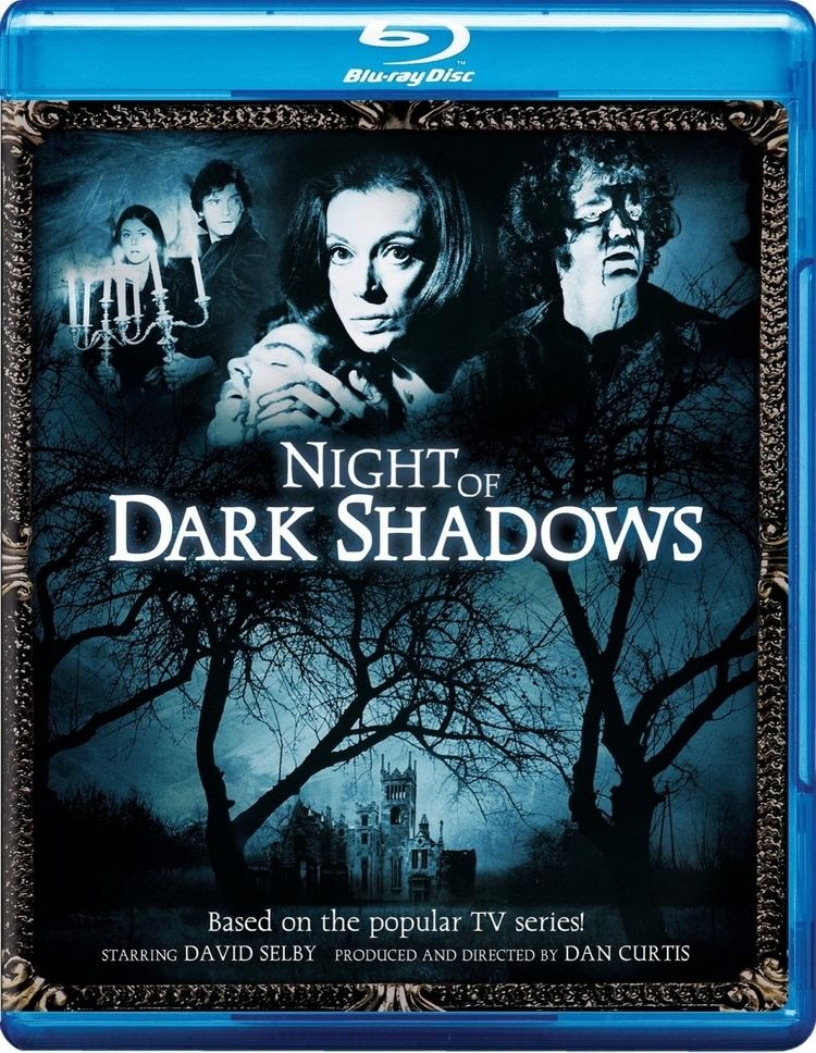 Night of Dark Shadows Wheres Barnabas The VampireFree NIGHT OF DARK SHADOWS 1971