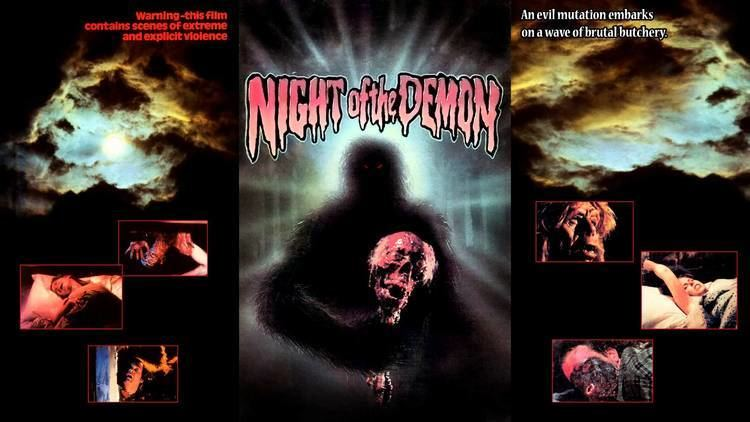 Night of the Demon (1980 film) Night of the Demon Theme 1980 YouTube