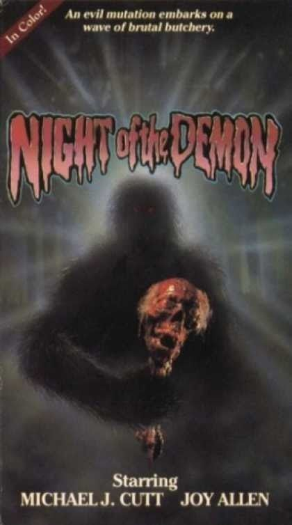 Night of the Demon (1980 film) Night Of The Demon 1980 BIgfoot horror Film YouTube