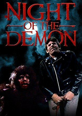 Night of the Demon (1980 film) Amazoncom Night of the Demon Marias B Movie Mayhem Cutt