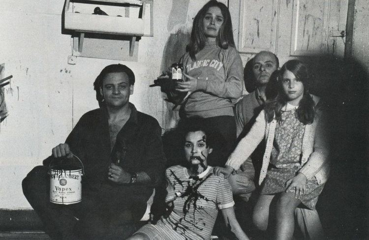 Night of the Living Dead movie scenes NIGHT OF THE LIVING DEAD 1968