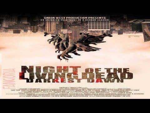 Night of the Living Dead: Darkest Dawn Night of the Living Dead Darkest Dawn 2015 Best Horror Animation