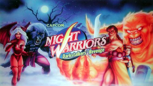 Night Warriors: Darkstalkers' Revenge Night Warriors Darkstalkers Revenge TFG Review Art Gallery