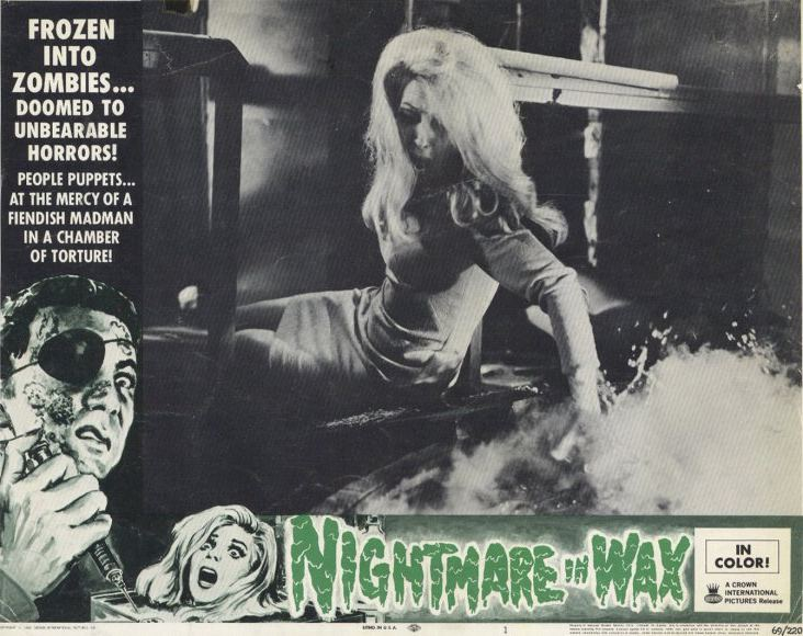 Nightmare in Wax Nightmare in Wax Movie Posters From Movie Poster Shop