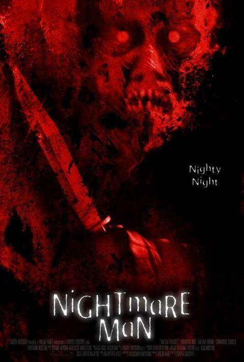 Nightmare Man (2006 film) Nightmare Man 2006 Hollywood Movie Watch Online Filmlinks4uis