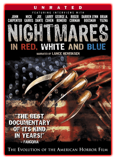 Nightmares in Red, White and Blue Cinematic Autopsy American GrindhouseNightmares In RedWhite and