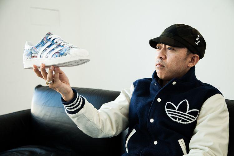 Nigo Green Bulb adidas Originals Collaborates with Gonz and
