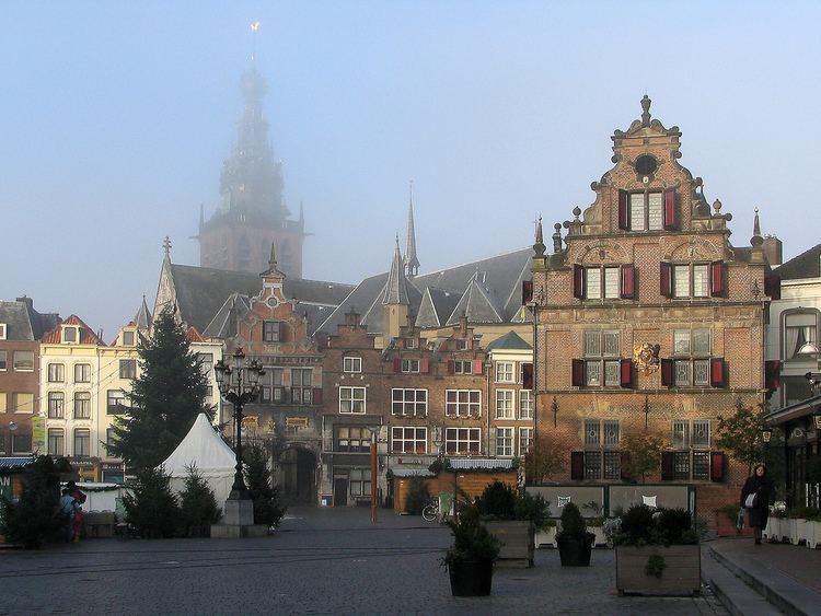 Nijmegen in the past, History of Nijmegen