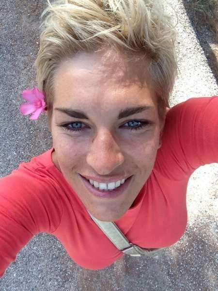 Nika Fleiss Nika Fleiss iskreno o ivotu nakon profesionalnog skijanja