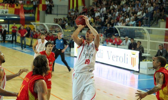 Nika Metreveli Orlandina arriva Nika Metreveli Orlandina Basket