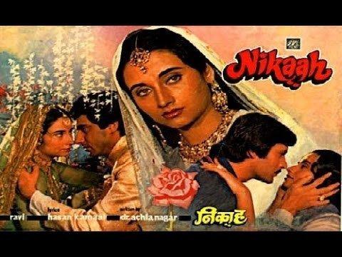 Nikaah (film) NIKAAH Hindi Full Movie HD English Subtitles Raj Babbar Deepak