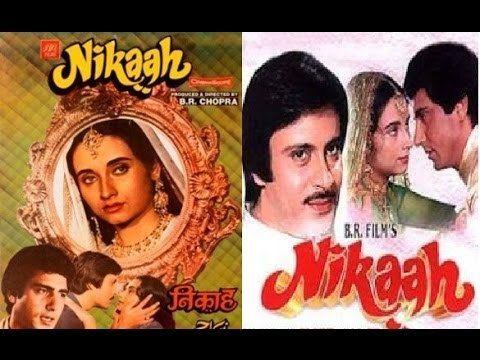 Nikaah (film) Hindi Movie Full Nikaah 1982 HD English Subtitles Raj Babbar