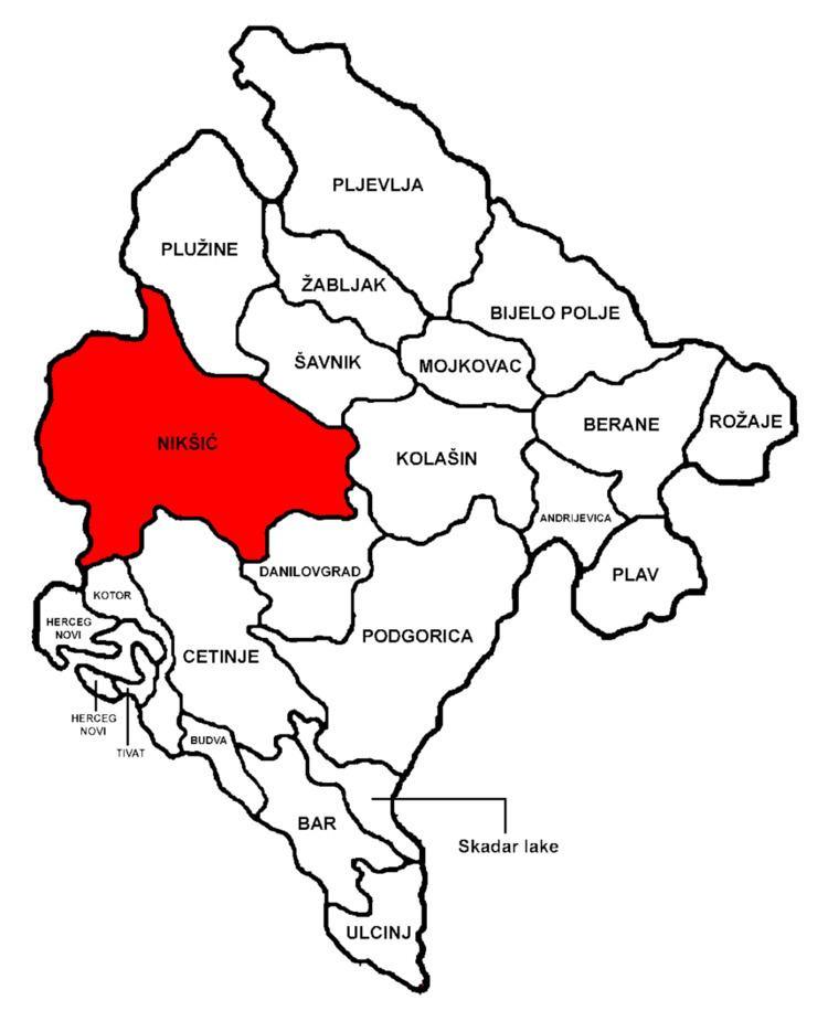 Nikšić Municipality