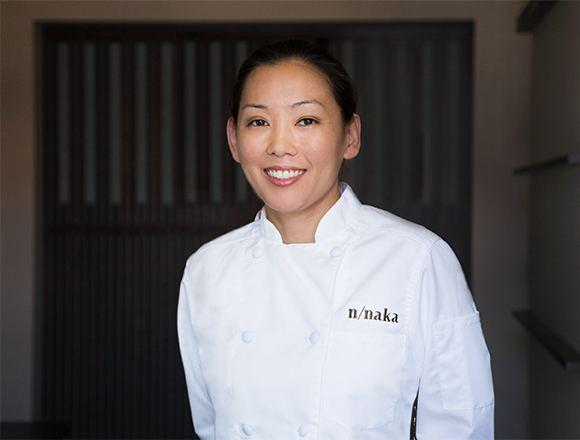 Niki Nakayama nnaka chef