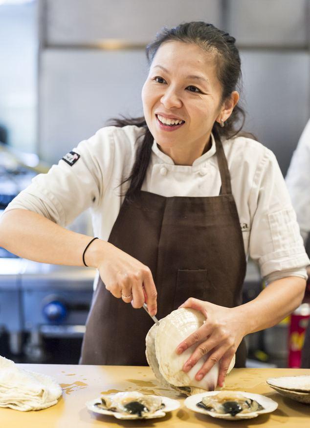 Niki Nakayama Niki Nakayama takes kaiseki center stage in Chefs Table Daily