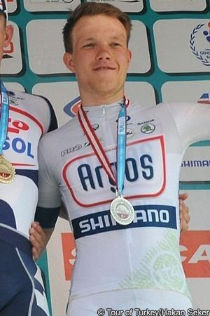 Nikias Arndt Arctic Tour of Norway Nikias Arndt takes first pro victory on stage